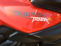 Triumph Tiger 800 XC with ABS and great extras - excellent condition