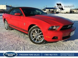 2010 Ford Mustang Convertible, Heated Seats