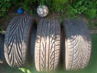 195 45 15 Tyres in West London area