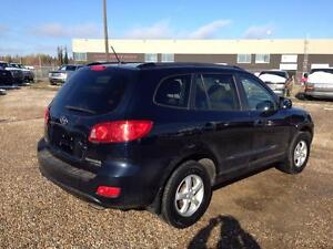 2009 Hyundai Santa Fe NO PAYMENTS UNTIL FEB 2017..0 DOWN..oac Edmonton Edmonton Area image 8