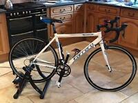 Carrera Virtuoso Road Bike + extras