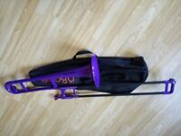 Purple pBone for sale. Great quality.