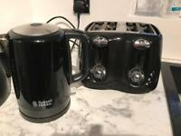Russell Hobbs kettle and toaster SOLD