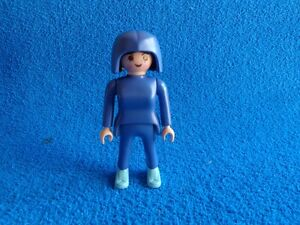 Playmobil-cirujana-gorra-azul-surgeon-blue-hat-Chirurgin