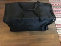 XL EXTRA LARGE WHEELED HOLDALL TROLLEY TRAVEL LUGGAGE BAG