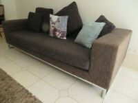 Black sofa for free
