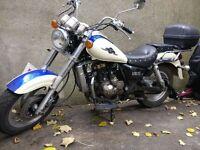 Lifan King 125 cc Learner Legal Cruiser Bike