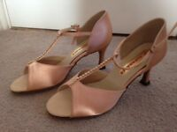 Brand New Girls / Ladies Supadance Latin / Salsa Dance Shoes