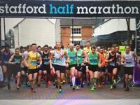 Stafford Half Marathon Entry