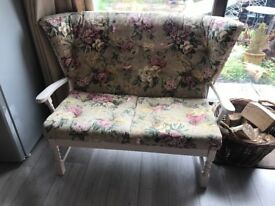 SALE - 2 seater vintage sofa