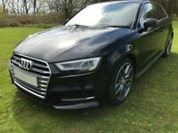 2014 Audi S3 2.0 TFSI Replica High spec 310bhp loads of extras FACE LIFT LATEST SHAPE