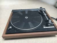 Dual 504 record player