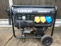 LONCIN 5000D - F