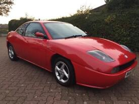 2000 Fiat Coupe 2.0 20v, Long MoT, Only 2 owners from new