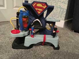 Imaginext Superman play set