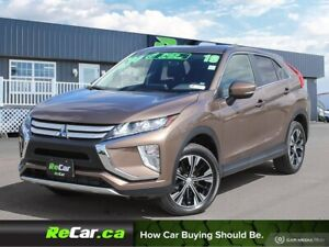 2019 Mitsubishi Eclipse Cross ES AWD | HEATED SEATS | WARRANT...