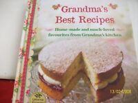 Grandma's Recipes Book
