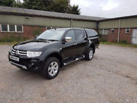 2014 Mitsubishi L200 Barbarian Pick-up Extended/Double Cab