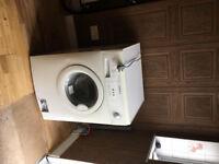 Washing Machine, Fridge, Hoover, Table & Chairs, Cabinet