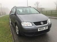 Volkswagen Touran 2.0 TDI , SE , 7 Seater , 2005 , Immaculate - Full service history