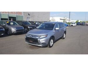 2017 Mitsubishi Outlander ES AWD MAGS+CAMERA+SIEGES CHAUFFANTS+C