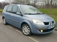 2007 RENAULT GRAND SCENIC 1.5 DCI DYNAMIQUE*FACELIFT*7 SEATS*FSH*EL-PACK*CHEAP TAX+INS*#ZAFIRA