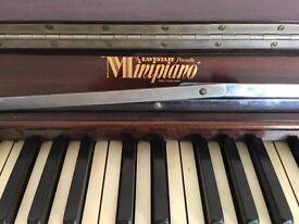 Pianette Minipiano