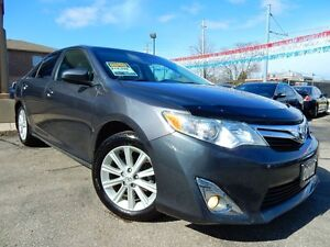 2012 Toyota Camry XLE | NAVIGATION | LEATHER.ROOF | ONE OWNER