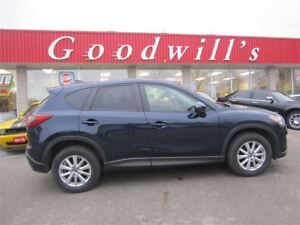2016 Mazda CX-5 GS! PREVIOUS DAILY RENTAL! HEATED CLOTH! SUNROOF