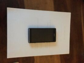 Sony Xperia SP Mobile Phone Model No C5303 Black, Good Condition