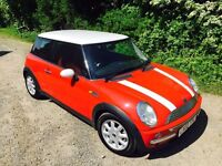 MINI COOPER RED- 1 YEAR MOT- EXCELLENT EXAMPLE
