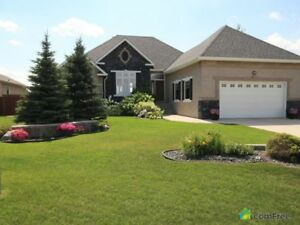 $494,900 - Bungalow for sale in Lorette