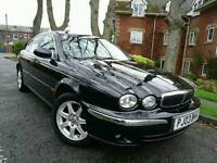 Immaculate x type jaguar only 73000 miles £995