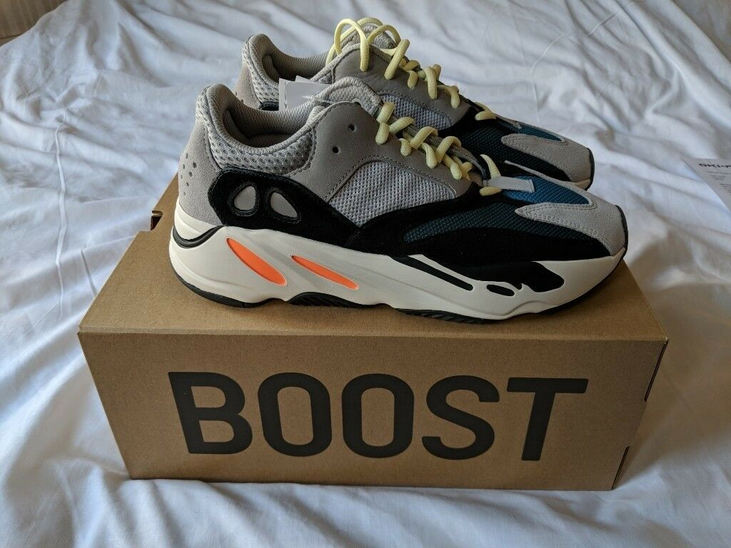 eba6d3d590f2c Adidas Yeezy Boost 700 Wave Runner by Kanye West UK 8 US 8.5 EUR 42