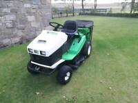Etesia Hydro 100 commercial ride on mower