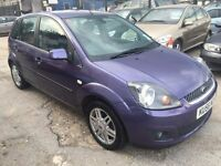 Ford Fiesta 1.4 Ghia 5dr£1,985. LEATHER SEATS. 1 YEAR FREE WARRANTY. NEW MOT