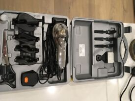 Nicky Clarke Mains Home Hair Cutting Set