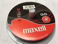 Maxell DVD R (x13)