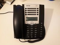 Aastra 6731i VOIP SIP iP Handset Desk Phone Black Power Supply