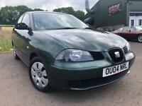 Seat Ibiza 1.4 S 5 Door (A/C) **New MOT**