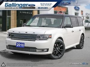 2016 Ford Flex LIMITED w/ECOBOOST AND VISTA ROOF