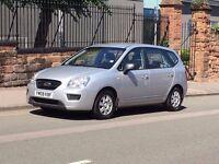 2008 Kia Carens 2.0 S 5 Door Hatchback, Full Service History, Low Miles, FULL MOT, Must be seen!