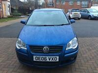 2006 Volkswagen Polo 1.2 S 55 Hatchback 5 Door