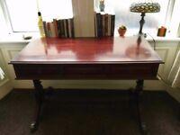 Mackintosh-stye Writing Desk for Sale