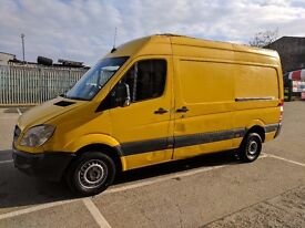 MERCEDES BENZ SPRINTER 2008 MWB 311 CDI QUICK SALE!!! £2195!!!