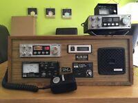For sale lots of CB radio equipment