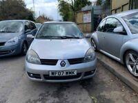 BREAKING Renault Clio Campus I-Music 1.2 Silver door wing window glass front rear offside nearside
