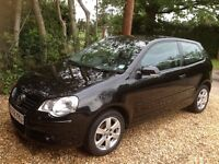 Vw Polo 1.2 Match (Low Miles, A/C, Alloys, Full VW Service History )