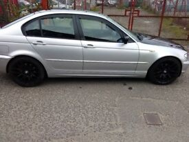 Bmw e46 320d 150Bhp saloon breaking for parts