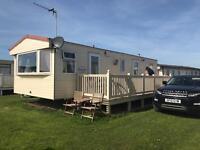 Caravan's to let barmston beach